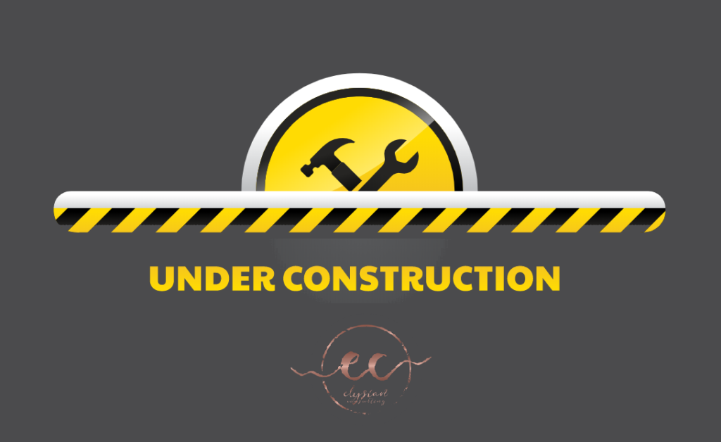 Elysian Consulting under Construction